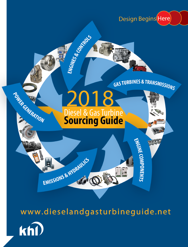 Diesel & Gas Turbine Sourcing Guide 2018