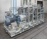 SIAD_booster compressor for FPSO