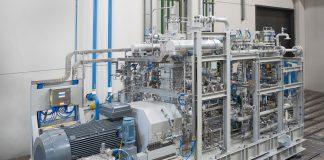 SIAD_booster compressor for FPSO